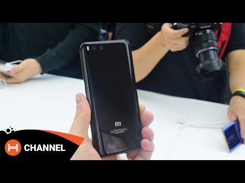 Xiaomi Mi 6: Snapdragon 835,  6GB RAM giá chỉ từ 8,15 triệu đồng.