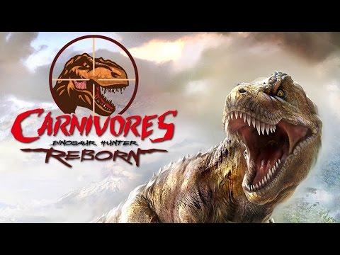 |Carnivores: Dinosaur Hunter Reborn|