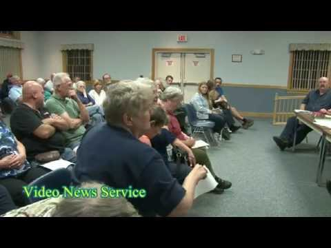 Town Board meeting turns ugly after discrepancy found in last months meeting minutes