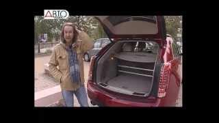 Тест-драйв Cadillac SRX 2 (AutoTurn.ru)