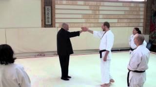 Aikido  Judo at a Distance 1