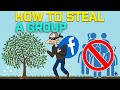 How to Steal A Facebook Group (Social Engineering, Educational Purposes Only)  No Hacking Needed