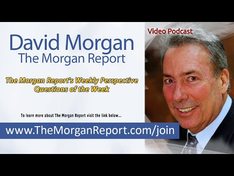 The Morgan Report's Weekly Perspective September 24, 2016