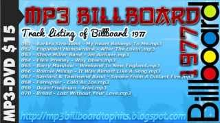 mp3 BILLBOARD 1977 TOP Hits mp3 BILLBOARD 1977