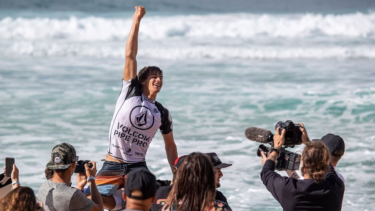 Finals Day Highlights - Volcom Pipe Pro 2019