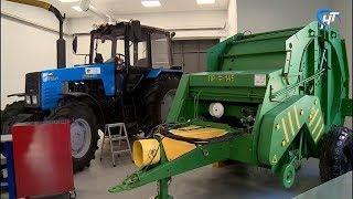 Новгородский агротехнический техникум обновил программу обучения и материальную базу