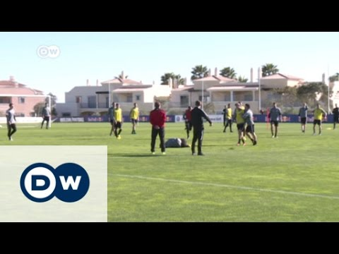 A look inside RB Leipzig's training camp | DW News