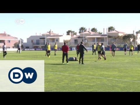 A look inside RB Leipzig's training camp | DW News