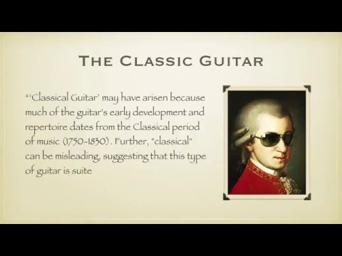 Quotes from Part 1 of Learning the Classic Guitar from Aaron Shearer