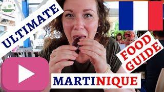 TOP 10 MARTINIQUE FOODS