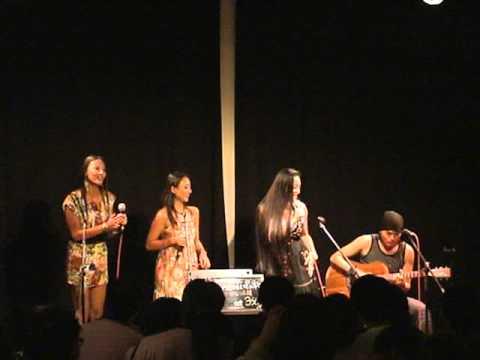 鐵花村,鄒女在唱歌&紀曉君 - 南王系之歌(古調)  2010/10/16