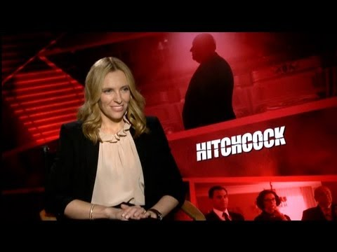 Toni Collette - Hitchcock Interview with Tribute
