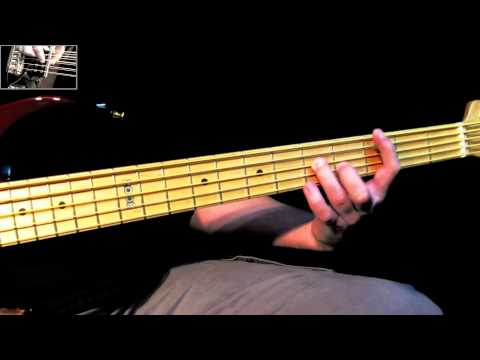 ONCE YOU GET A TASTE (Bass Cover)- Tower of Power by Machinagroove's BassCovers