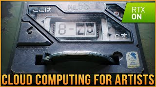 Raytracing without a GPU, and Faster Render Times – What Cloud Computing Offers Artists (SPONSORED)