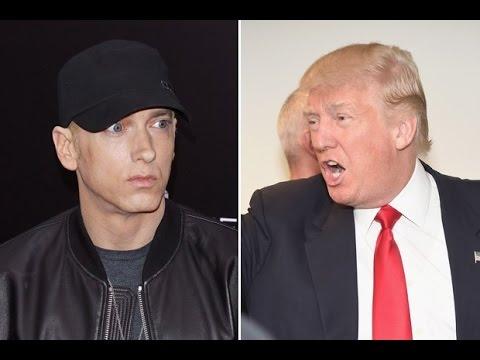 Image result for eminem trump song