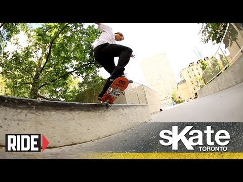 SKATE Toronto with Morgan Smith Pt. 1