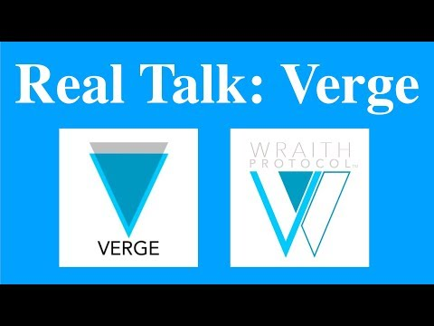 Real Talk: Verge (XVG). The Good AND The Bad. No Shilling, No FUD.