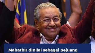 Mahathir Muhammad Mendapat Gelar Doktor Kehormatan dan Universitas Thailand