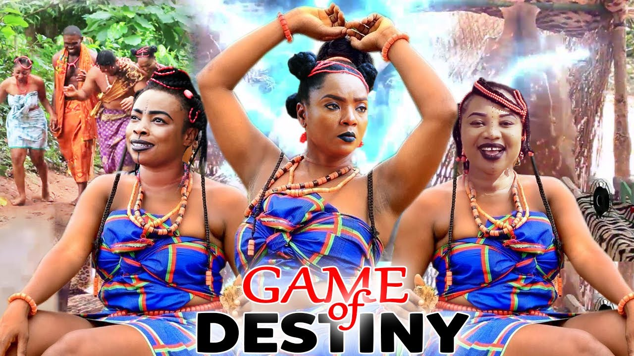 Download GAME OF DESTINY SEASON 1&2 FULL MOVIE - CHIOMA CHUKWUKA 2021 LATEST NIGERIAN NOLLYWOOD EPIC MOVIE