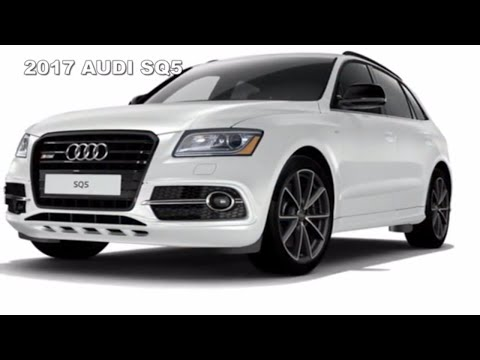 2017 Audi SQ5 TDI Comes With an Electric Turbo & More Speed