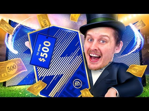 GUARANTEED TOTS PACK! $500 TEAM OF THE SEASON PACK OPENING! FIFA 18 ULTIMATE TEAM