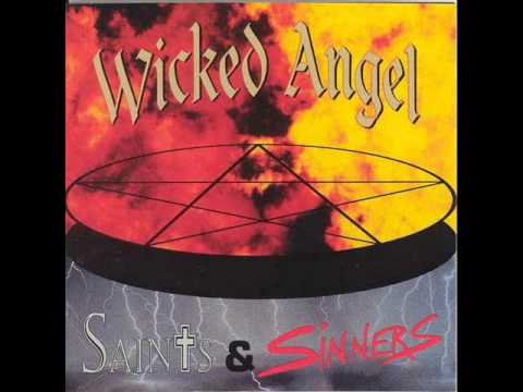 Wicked Angel OHThe Curse Saints and Sinners 1995