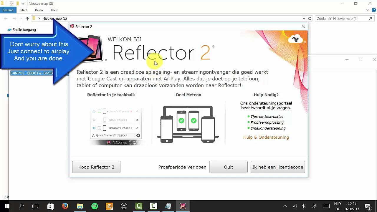airparrot registration certificate free mac