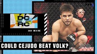Daniel Cormier discusses Henry Cejudo eyeing a UFC comeback
