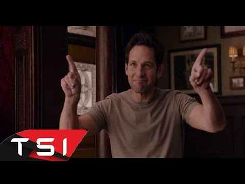 Ant-Man 2015 - Funny Moments
