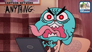 Cartoon Network Anything - When You Lose Your Wifi Connection... (iOS/iPad Gameplay)