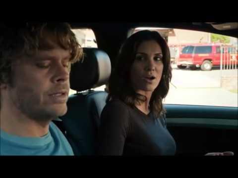 NCIS: Los Angeles 7x23 Densi Scenes Part 2