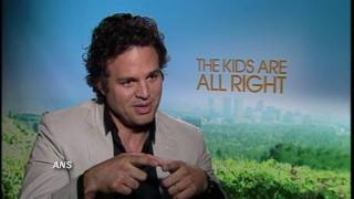 MARK RUFFALO ANS THE KIDS ARE ALL RIGHT INTERVIEW