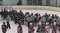 Minor hockey players pay tribute to fallen teammate