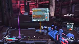 Borderlands - General Knoxx's Armory Glitch
