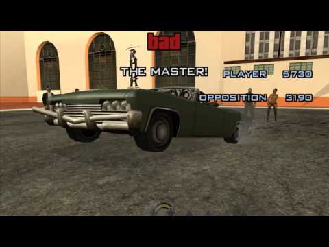 Grand Theft Auto  San Andreas LOWRIDER