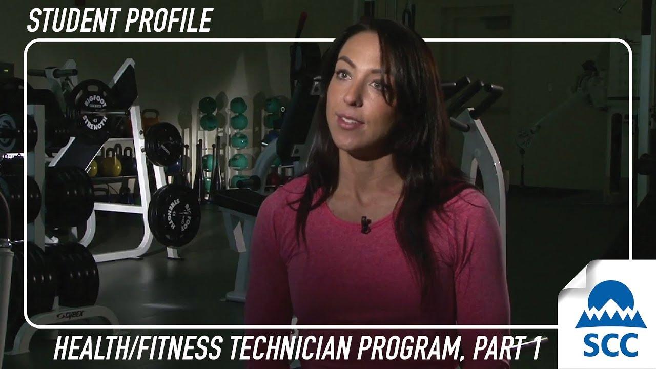 Student profiles: Health/Fitness Technician program (Part 1)