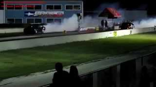 Burnouts & Races at SA Raceway
