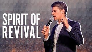 YOUTH SERVICE   Spirit of Revival   Rikhard Hartikainen