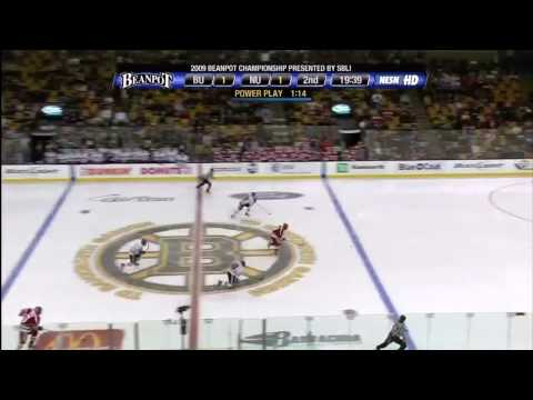 BU Hockey - 2009 Beanpot Championship Highlights
