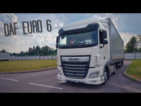 DAF EURO 6. 480 Коней никуда не едут!