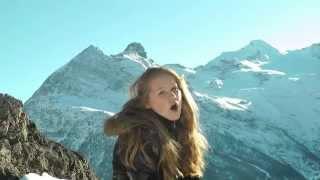Laura van den Elzen - Go Like Elijah - 14 years - OFFICIAL VIDEOCLIP