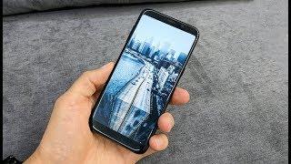 Samsung Galaxy S8 за 8 тыс. рублей. Распаковка Bluboo S8