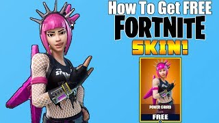 New Power Chord Skin (Fortnite Battle Royale)