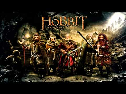 The Hobbit  - Misty Mountains - Dwarf Song [Full Version] (HD)