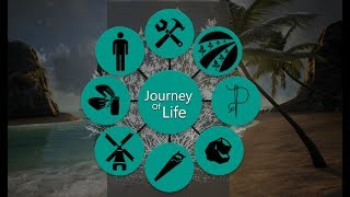 Journey of life - Survival Game (#1)Terrain and player character