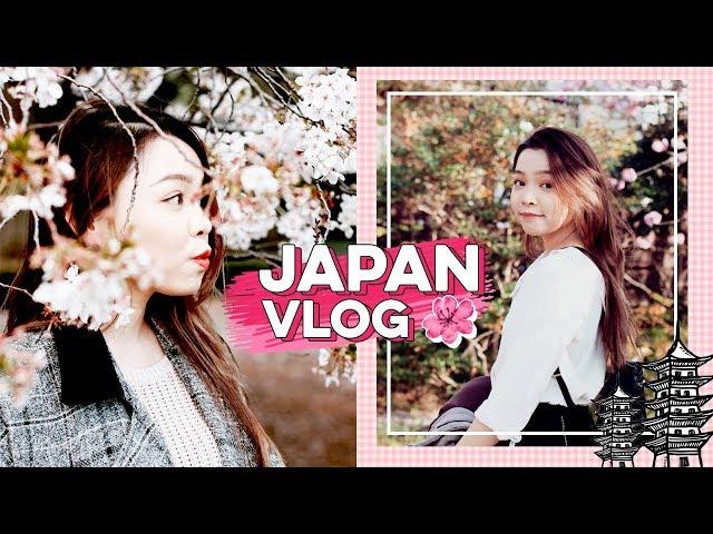 12 Ngày ở Nhật ♡ Japan Vlog ♡ Trinh Pham