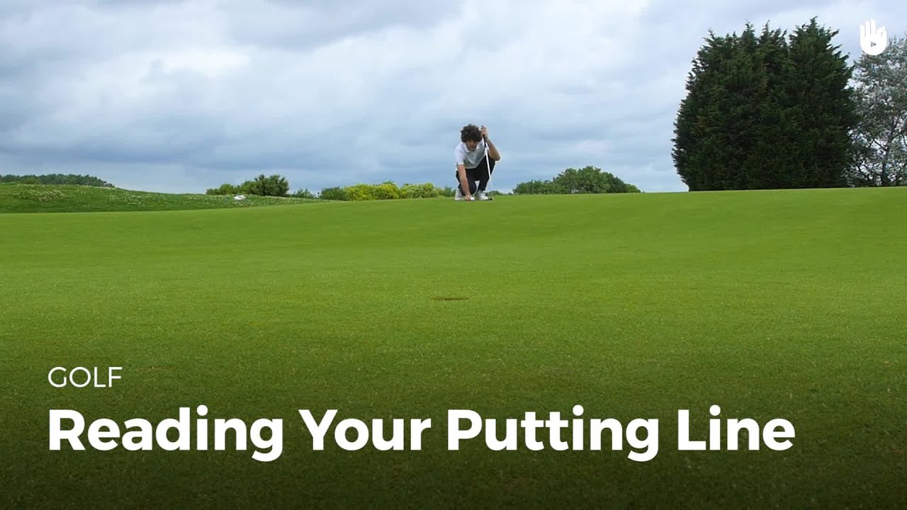 how to read putts in golf