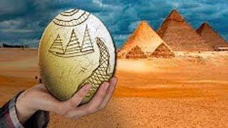 6000 Jahre Altes Straußenei Stellt Alter der Pyramiden Von Gizeh in Frage