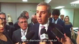 """""""Não vou tratar deste assunto com o prefeito Iris Rezende"""" diz José Éliton sobre Saúde"""