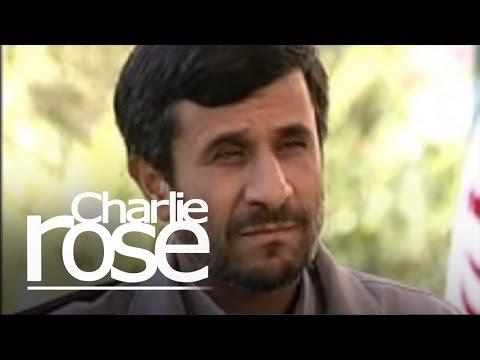 President Mahmoud Ahmadinejad | Charlie Rose